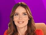Saffron Burrows on 'Snogging' Hot Co-star Gael García Bernal