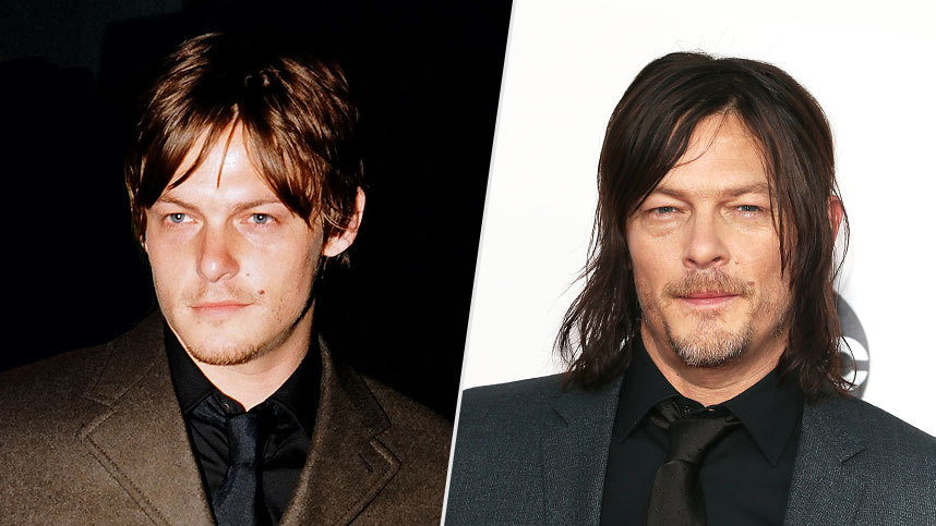 VIDEO: Dead Sexy! Watch Norman Reedus Get Hotter Every Year