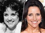 See Julia Louis-Dreyfus's Changing Looks, Pre-Seinfeld to Now!