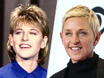 Ellen DeGeneres's Changing Looks (on her 58th Birthday)!