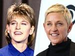 Ellen DeGeneres's Changing Looks!