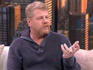 VIDEO: What Does The Walking Dead Star Michael Cudlitz Think of the Impending Love Triangle Between Sasha, Rosita and Abraham?