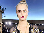 Style Tracks: Cara Delevingne Brought the Craziest Date to the Chanel Couture Show