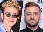 Justin Timberlake's Changing Looks!