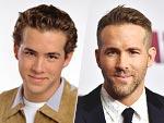 Ryan Reynolds' Changing Looks
