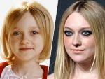 From Tiny Taken Star to Fierce Fashionista: Dakota Fanning's Changing Looks!