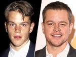 Matt Damon's Changing Looks!