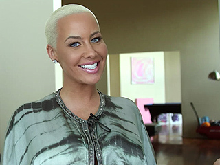 Amber Rose's Shocking Talk Show Bucket List Includes a Sex Toy Giveaway