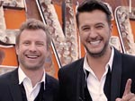 Co-Host Competition! Luke Bryan and Dierks Bentley Prep for the ACM Awards