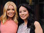 WATCH: Lucy Liu on Michael Strahan Leaving Live!: A Lot of People Are Going to Miss the Dynamic