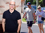 Live Now: Is Anderson Cooper Waiting for an Offer to Host Live? Plus Details on Liam Hemsworth and Miley Cyrus's Lunch Date