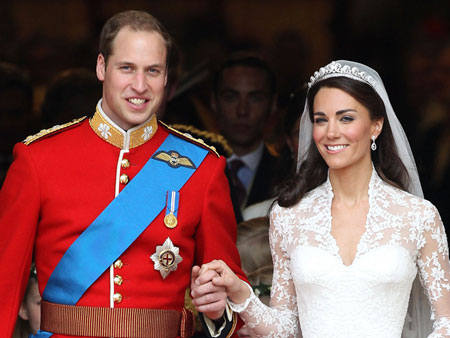 Prince William And Princess Kate 39 S 5th Anniversary Re