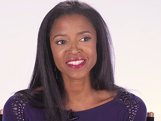 WATCH: Renée Elise Goldsberry on Parenthood: 'My Greatest Wish for My Children Is That They Fulfill Their Purpose'