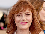 Susan Sarandon's Changing Looks!