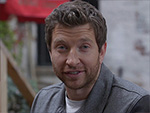 WATCH: What Made Brett Eldredge Laugh So Hard He Cried?
