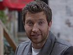 WATCH: What Made Brett Eldredge Laugh So Hard He Cried?