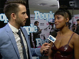 WATCH: Keke Palmer Explains Why She No Longer Cares What People Think of Her!