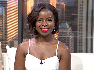 WATCH: Roots Star Erica Tazel Dishes on Going to an Earth, Wind and Fire Concert