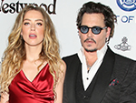 Live Now: Amber Heard Slams Comedian for Accusing Her of Blackmailing Johnny Depp, Plus More Information on Their Rocky Relationship