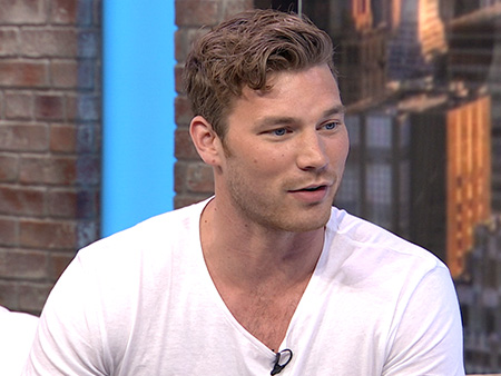 WATCH Is Baby Daddy Star Derek Theler Single And Looking