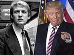 Donald Trump's Changing Looks