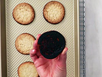 Food Hack: Save Burnt Cookies