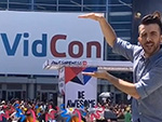 WATCH: Our VidCon 2016 Snapchat Story!