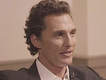 Matthew McConaughey Reveals which of His Female Costars He Really Had a Crush On