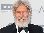 Harrison Ford's Changing Looks