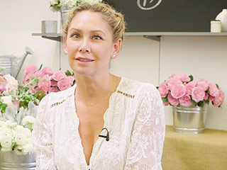 Sneak a Peek at Kym Johnson's Stunning Wedding Flowers