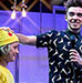 WATCH: Adorable Pikachu Surprises Nathan Sykes!
