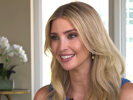 Ivanka Trump Is Just like Us! The Mother of Three Admits She's