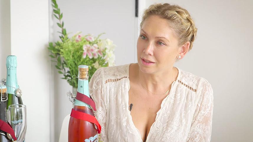 Champagne or Whiskey? Kym Johnson Picks Her Potent Wedding Cocktails