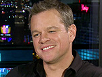 Matt Damon: 'I'm Well Aware' I Look Good in a Speedo