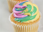 Food Hack: Make Rainbow Cupcakes