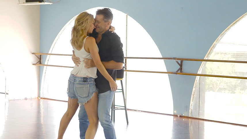 Exclusive Wedding Details! Shark Tank's Robert Herjavec and Kym Johnson Will Have TWO Dance Routines at Their Wedding