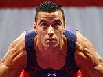 Behind The Scenes: The U.S. Men's Gymnastics Team