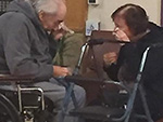WATCH: Update from the Granddaughter of Elderly Couple Separated By Nursing Home