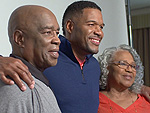 Michael Strahan on His Inspiring Journey from Army Brat to GMA's Newest Star