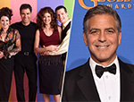 WATCH: How Is George Clooney Connected to Will & Grace Without Ever Having Appeared on the Show?