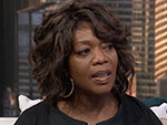Exclusive: Alfre Woodard Makes Emotional Plea as She Supports National Anthem Protests: 'Shame on You If You Don't Raise Your Voice'