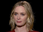 WATCH: Emily Blunt Says 'Big Time' Jokester Justin Theroux Kept Her Laughing on The Girl on the Train Set