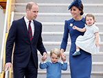 Live Now: Prince George & Princess Charlotte Steal the Show on Their Canada Tour, Plus Celeb News