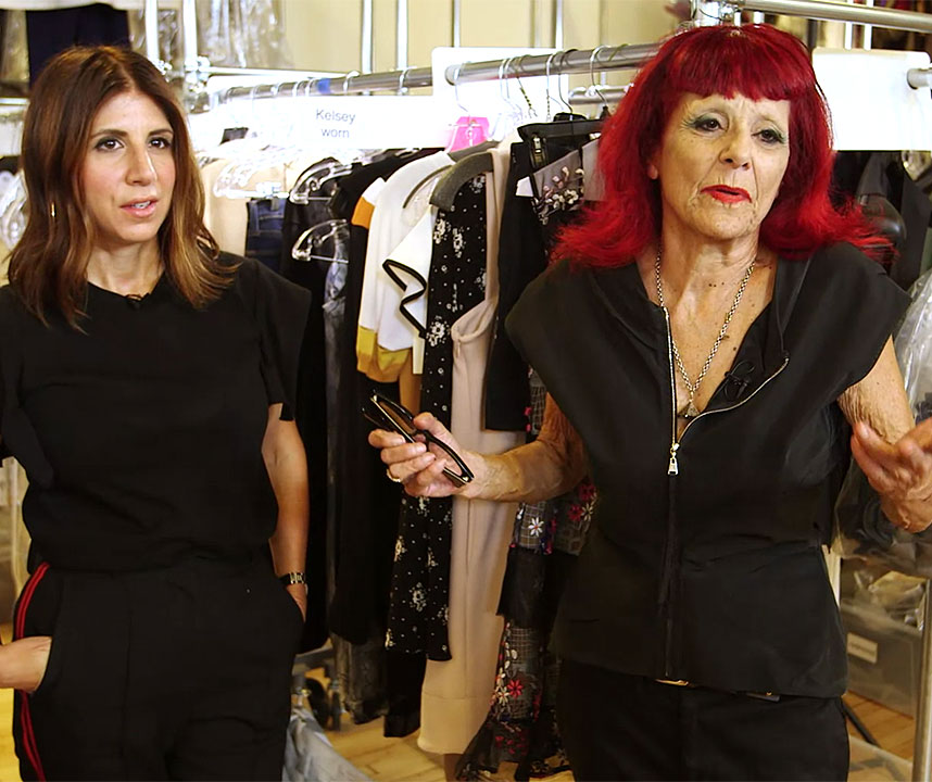 Taking This Tour of the Younger Costume Closet Will Seriously Have You Drooling