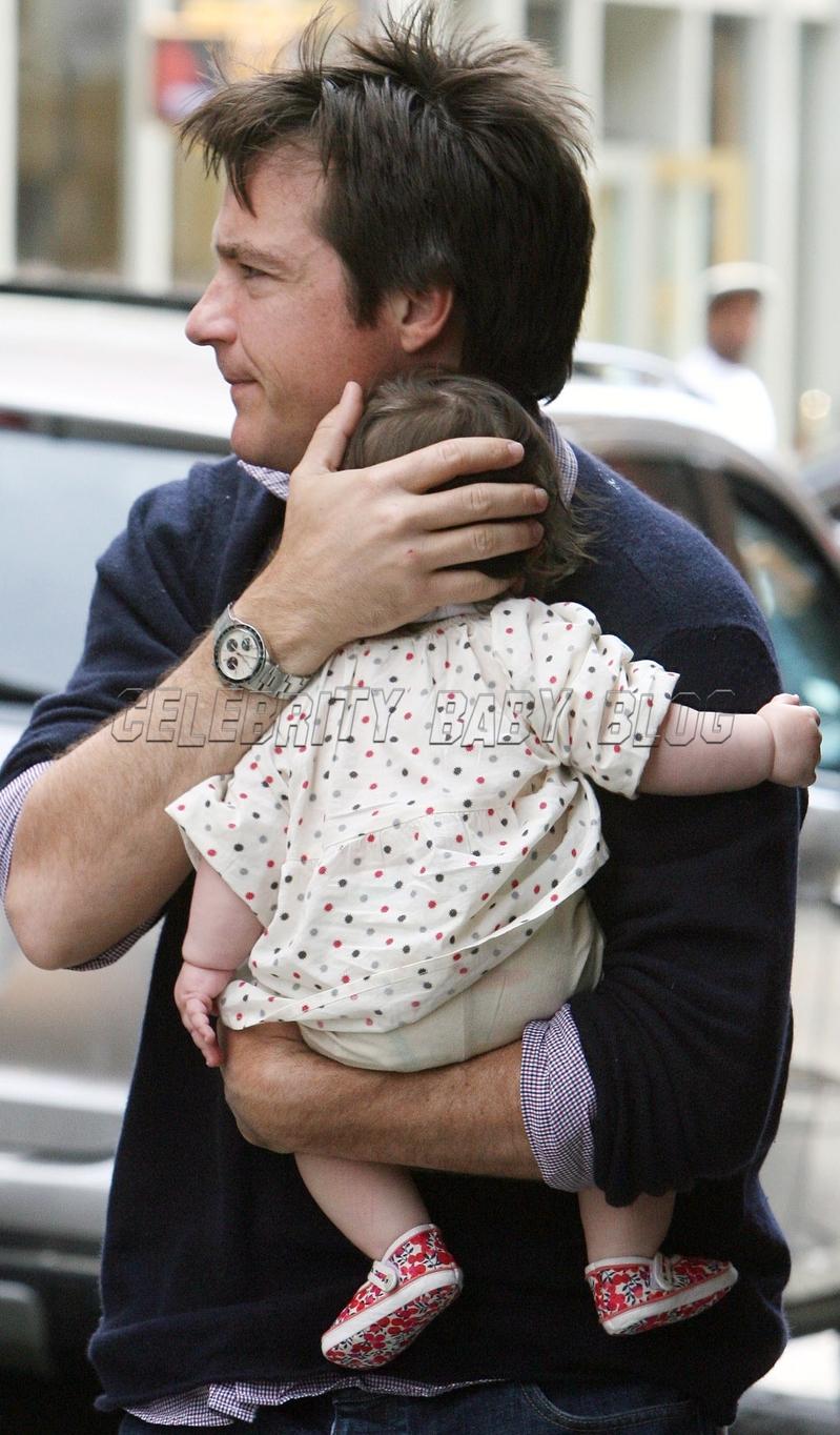 Jason Bateman and daughter Francesca – Moms & Babies ... Maggie Gyllenhaal Nose