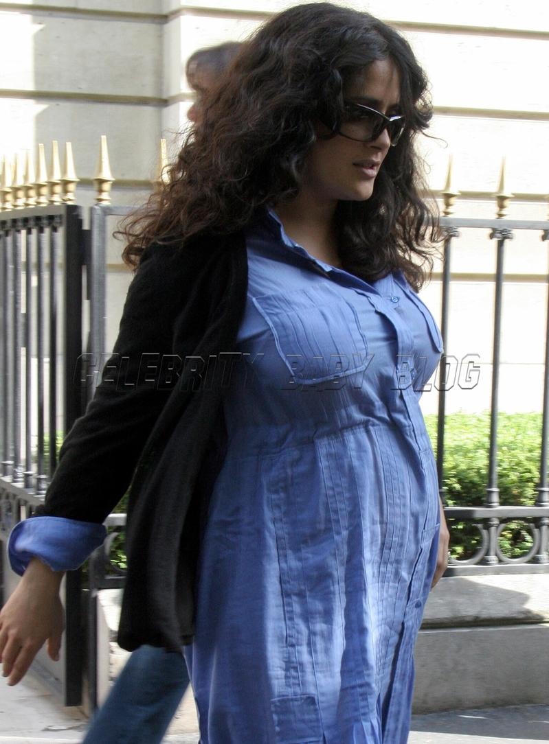 Pregnant Salma Hayek i... Ryan Phillippe Kids