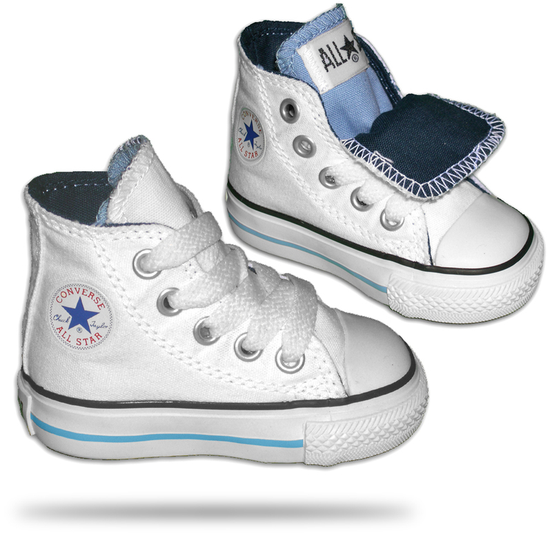 converse for babies fundeguees