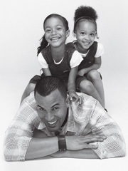 Photo of Coby Bell & his  Daughter  Serrae Bell