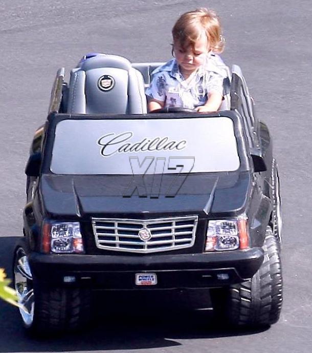 Sean Preston Federline rides in style – Moms & Babies – Celebrity