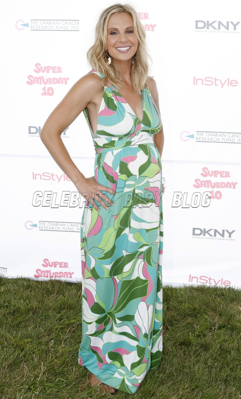 Elisabeth Hasselbeck At Ovarian Cancer Research Fund Event People Com
